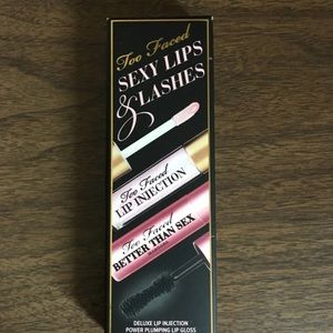 Too Faced Sexy Lips & Lashes